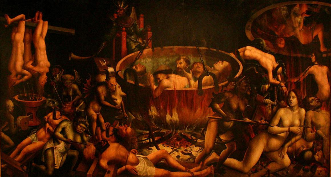 секс в аду фото № 302418 загрузить