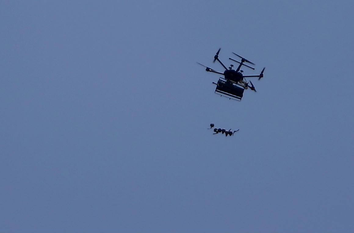 Mexikói drogkartellek robbanószerrel megpakolt drónokkal támadtak biztonságiakra – 444