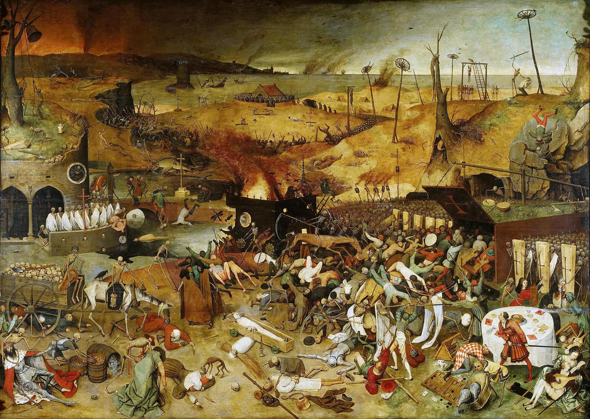 Картинки по запросу pieter bruegel triumph of death