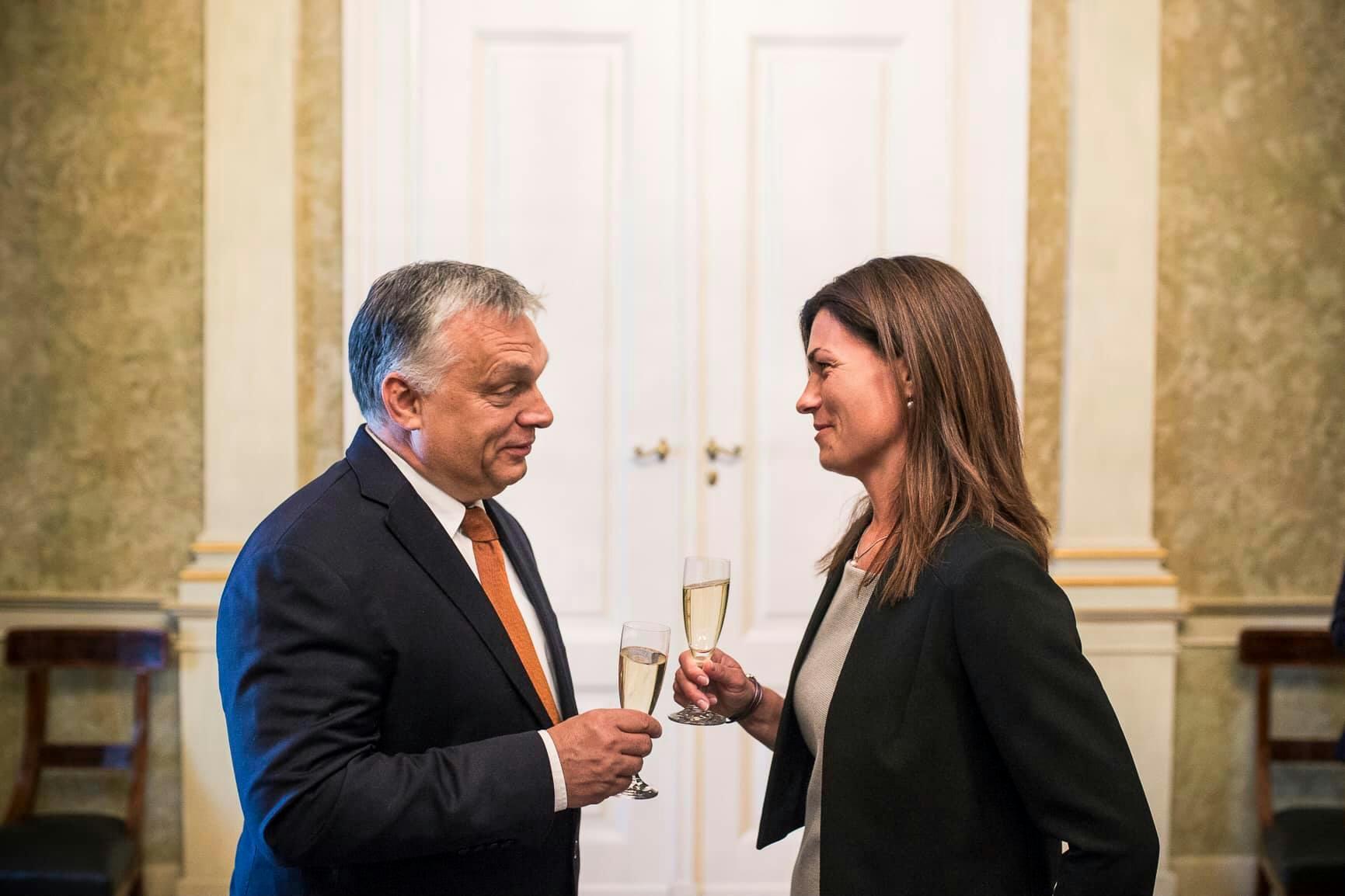 Mit mond el az Orbán-rendszer átalakulásáról Varga Judit miniszteri  kinevezése? - 444