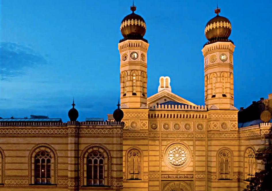 A járvány miatt két hétre bezárja a zsinagógáit a Mazsihisz