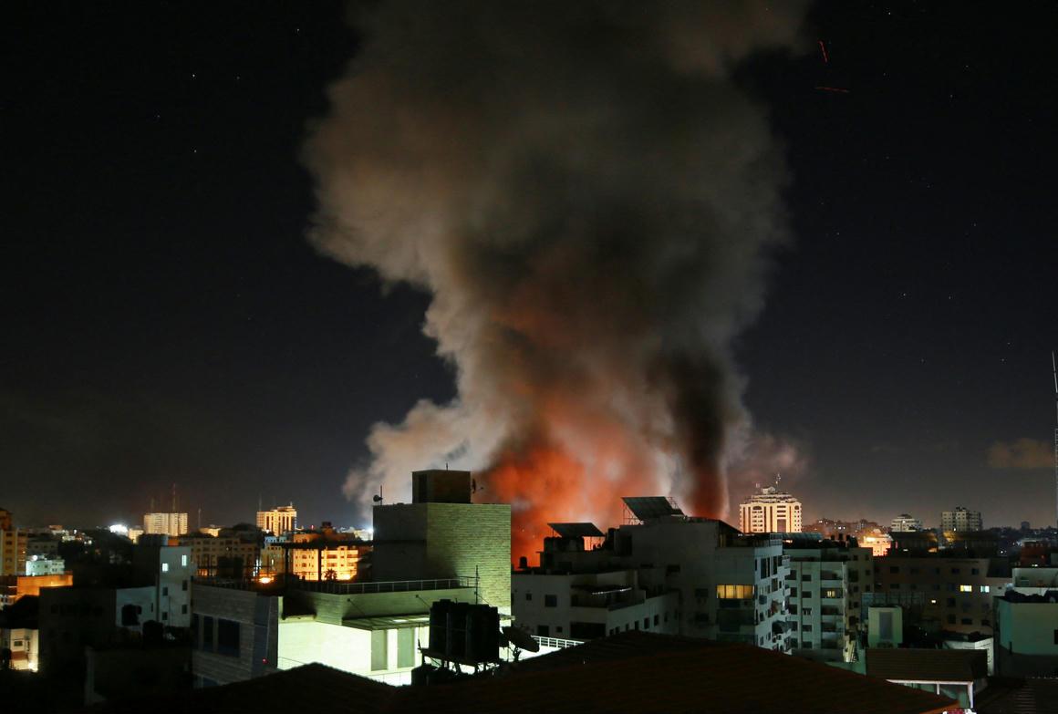 Már az USA is tűzszünetet követel Izraelben – 444