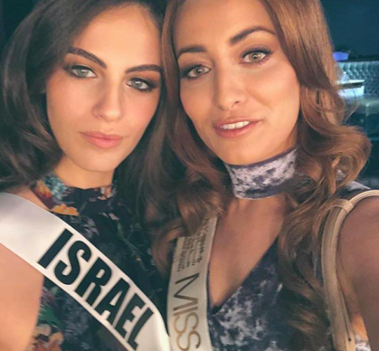 Az iraki szépségkirálynő posztolt egy közös szelfit az izraelivel, a családjának most menekülnie kell