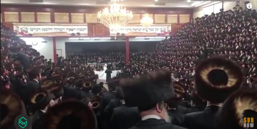 Több ezer fős titkos esküvőt tartottak az ultraortodox zsidók Brooklynban, 15 ezer dollárra büntették őket