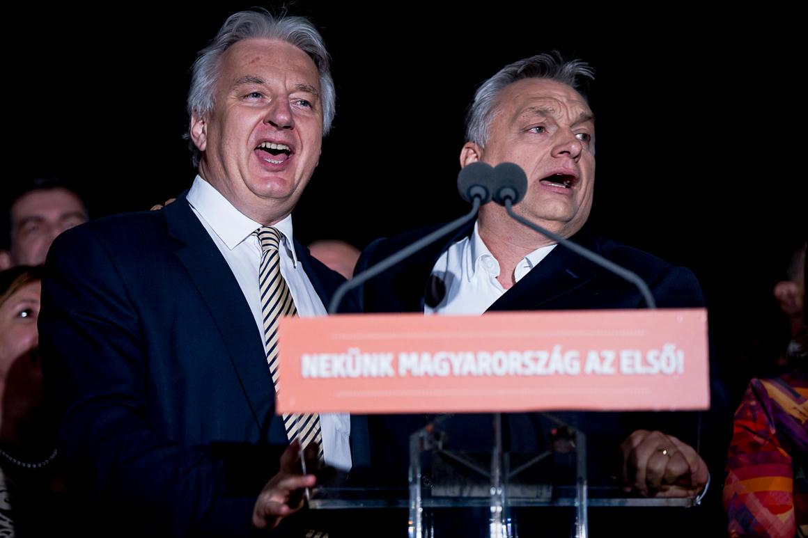 Orbán elmondta, mire jó a KDNP