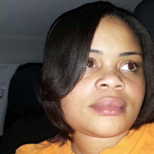 fekete nő képek