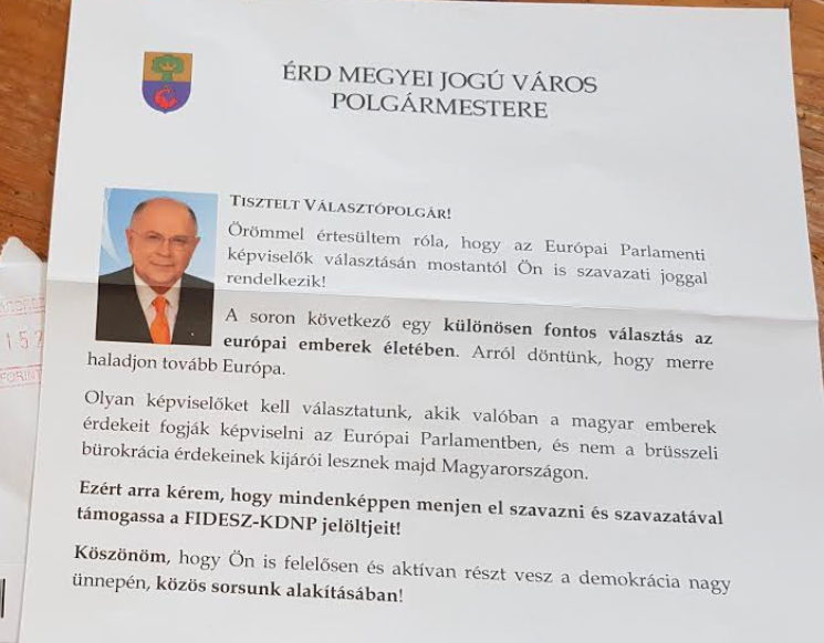 045666758f9d Ebben minden körülírás és köntörfalazás nélkül arra buzdítja az első  szavazókat, hogy támogassák a Fidesz-KDNP-listáját. Annyira fontos volt a  levél, ...