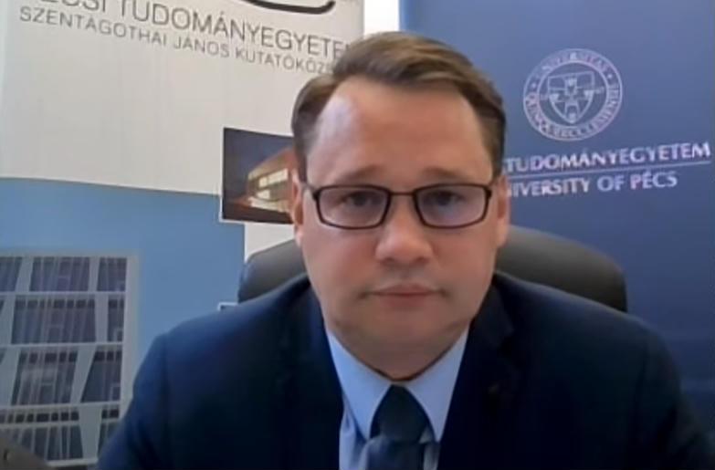 Dr. Jakab Ferenc szerint, ha valaki elkapja az új ...