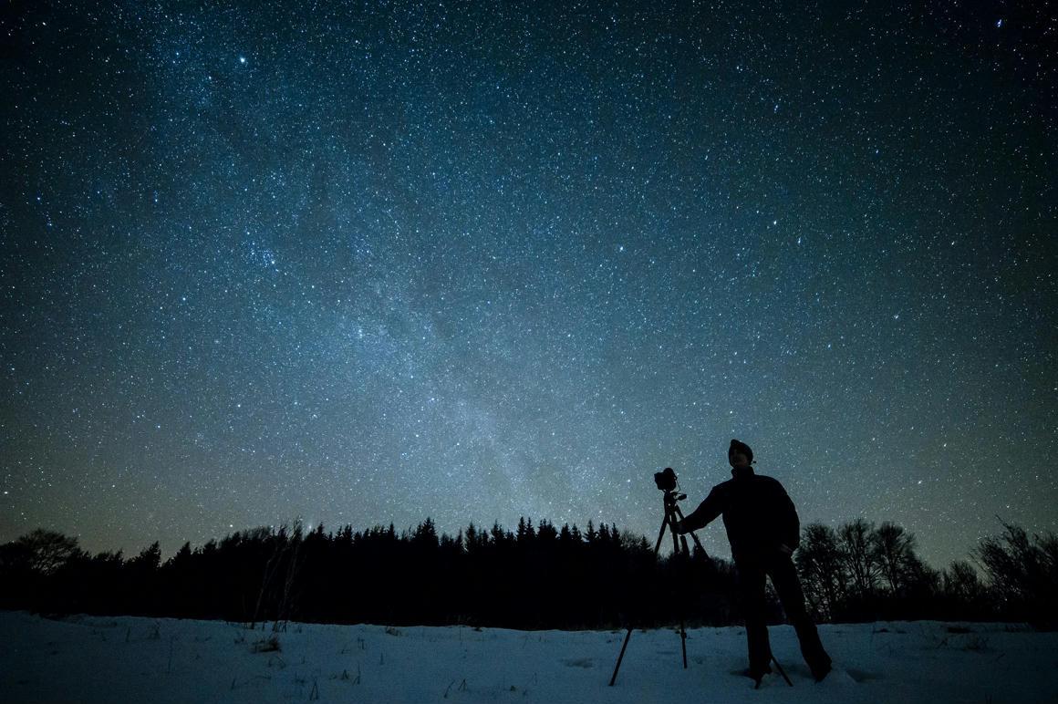 A fizikai fényszennyezés mellett a szellemi elhomályosulás is megjelent