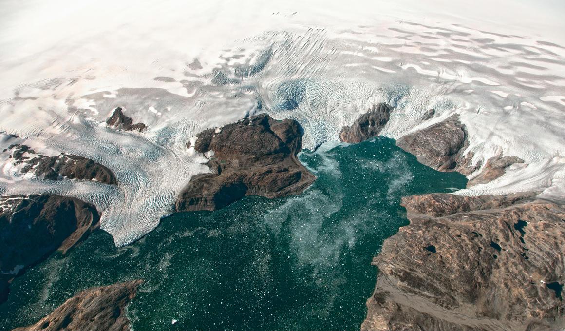 Kontrollálhatatlan következményei lehetnek annak, hogy milyen meleg van most az Északi-sarkon