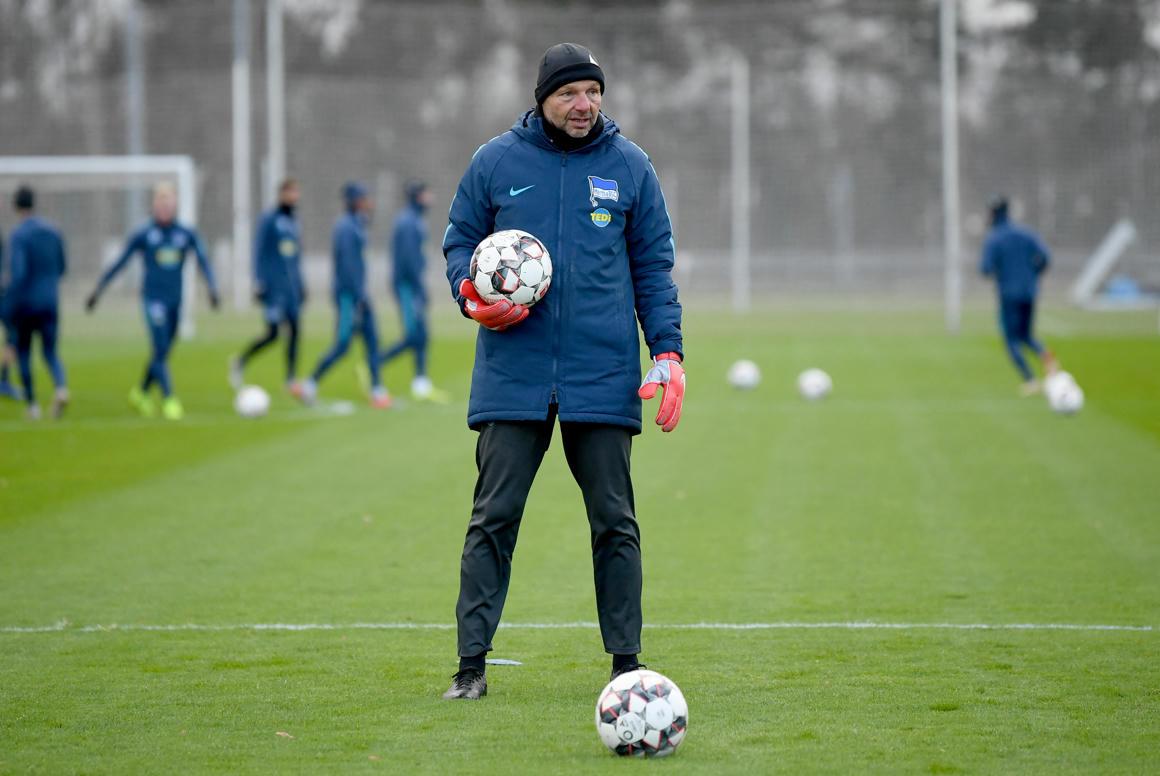 A Hertha kirúgta Petry Zsoltot - 444