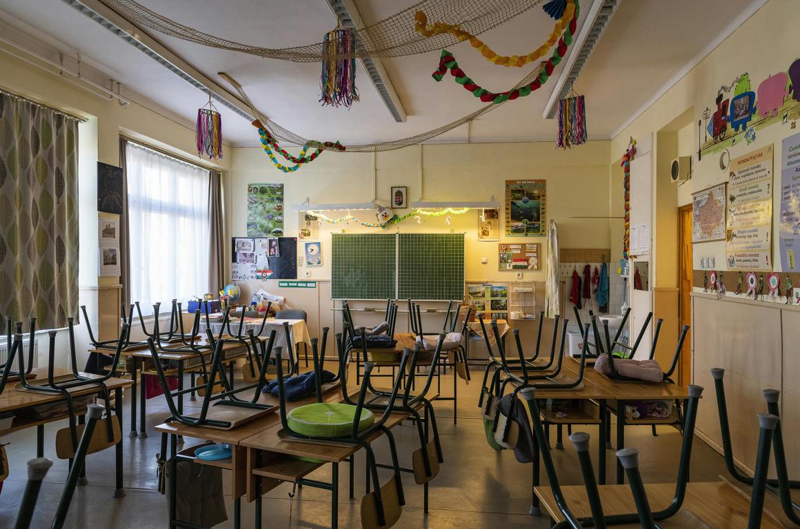 A főváros csúsztatott iskolakezdést javasol a koronavírus-járvány második hulláma miatt