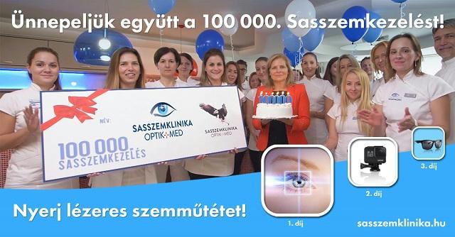 Sasszemklinika- Magyarország legnagyobb lézerszemészeti klinikája a69833731f