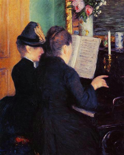 Egészen addig, amíg Mrs. Johnson – és a zongora – be nem lépett az életébe.