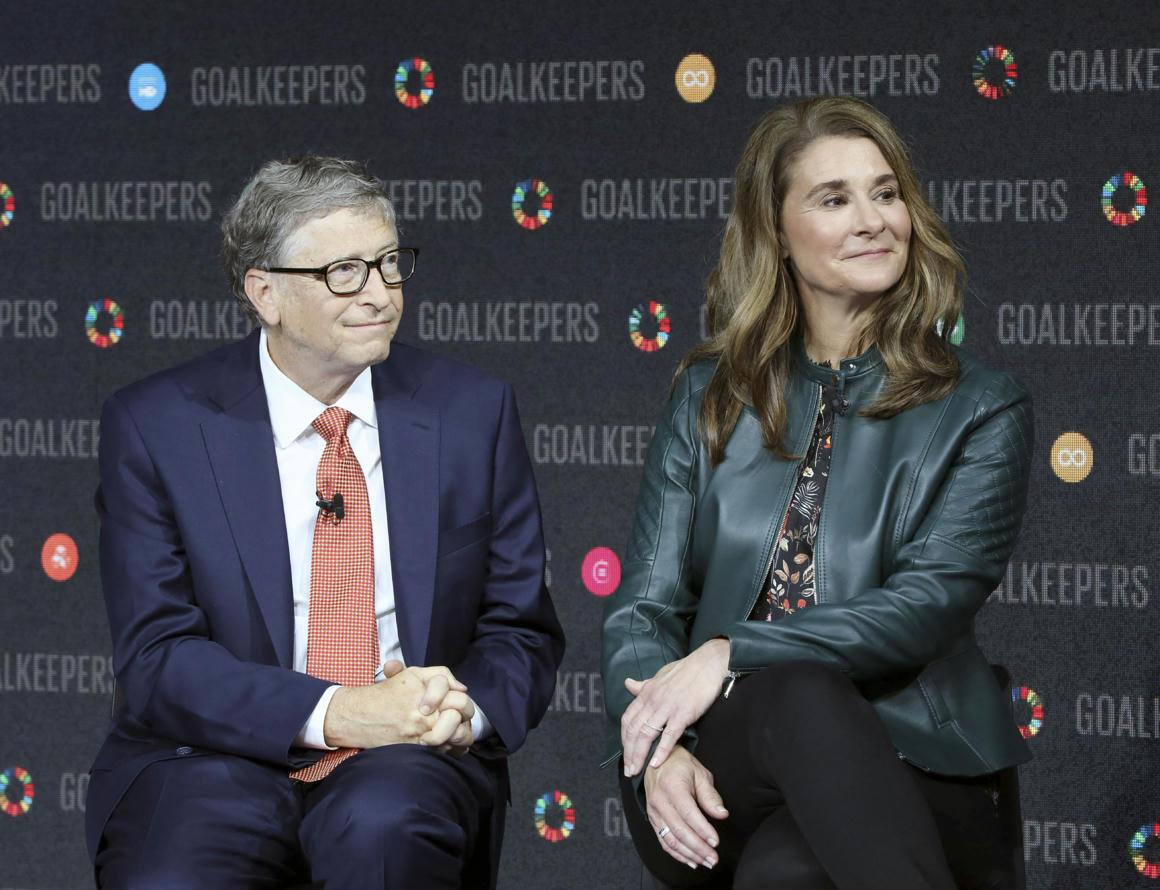 Bill és Melinda Gates 27 év után válnak