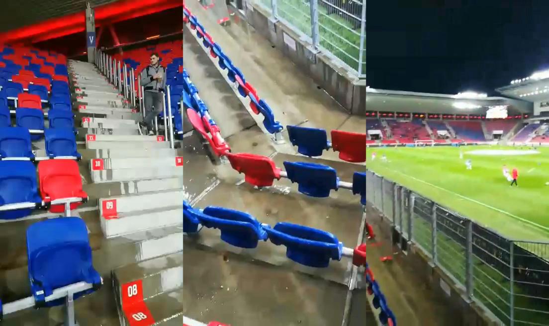 11 000 üres szék szurkolt