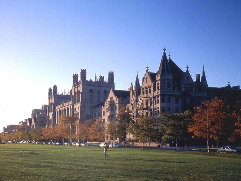 Chicagoi egyetem csatlakozási oldala