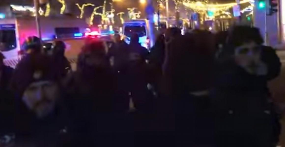 Ötcsillagos választ adott a rendőrség a rendőrautóban megvert diák ügyében  - 444 a8cc9091fd