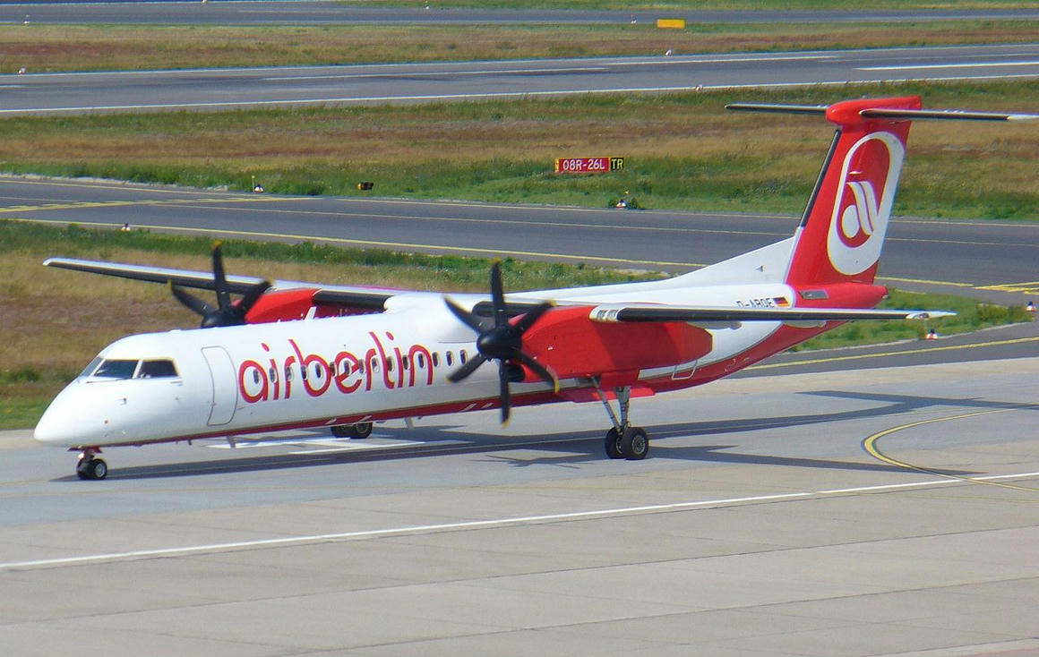 Csődbe ment az Air Berlin