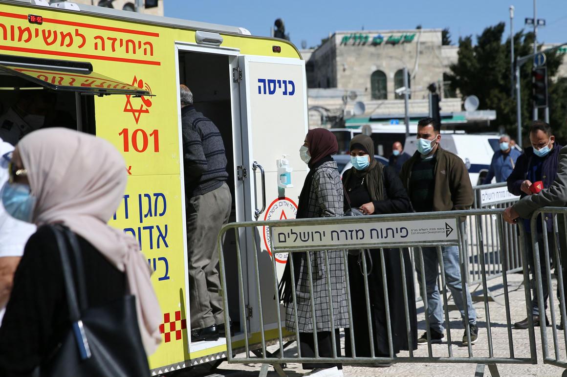 Példátlan sikersztori: Izraelben megállította a brit vírusvariánst a villámgyors vakcináció – Qubit