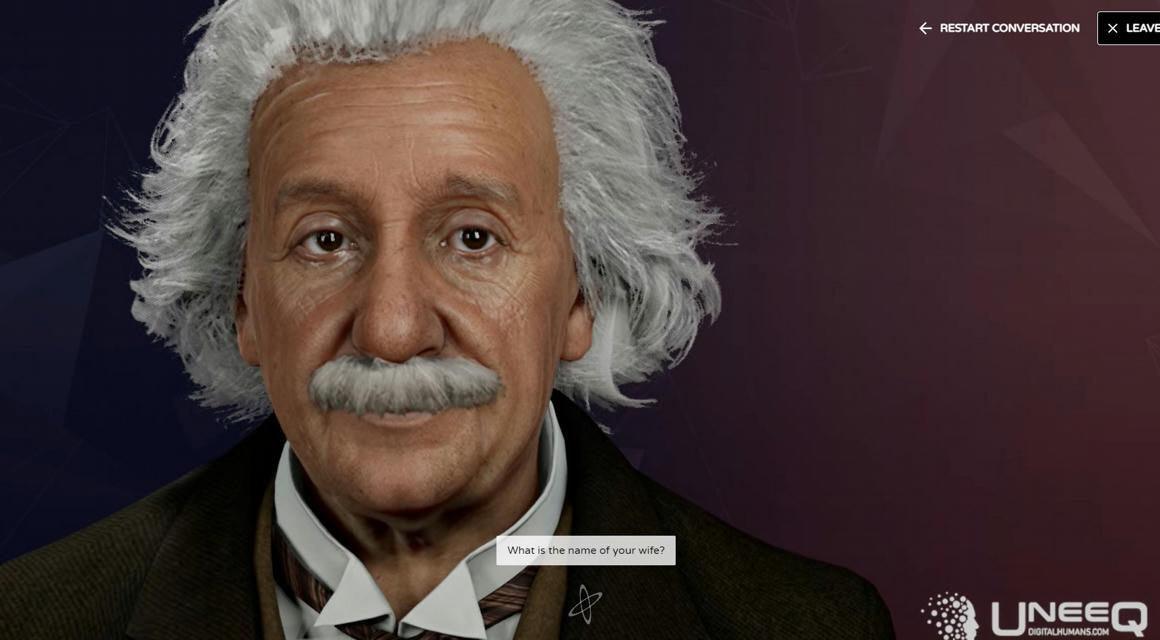Mindent meg lehet kérdezni az Einstein chatrobottól, de nem olyan okos, mint várnánk – Qubit