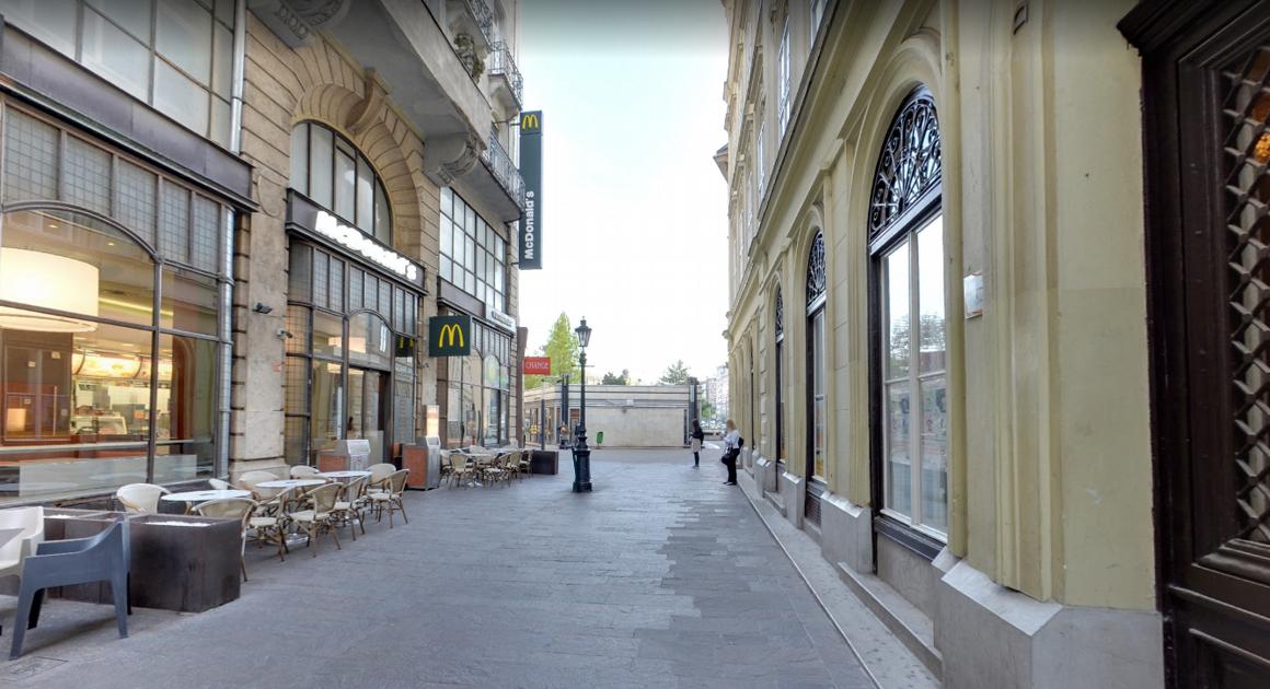 24b0fe64aa Örökre bezár a Deák téri McDonald's - 444