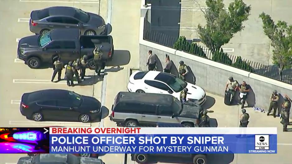 Kaliforniai rendőrségi hírek