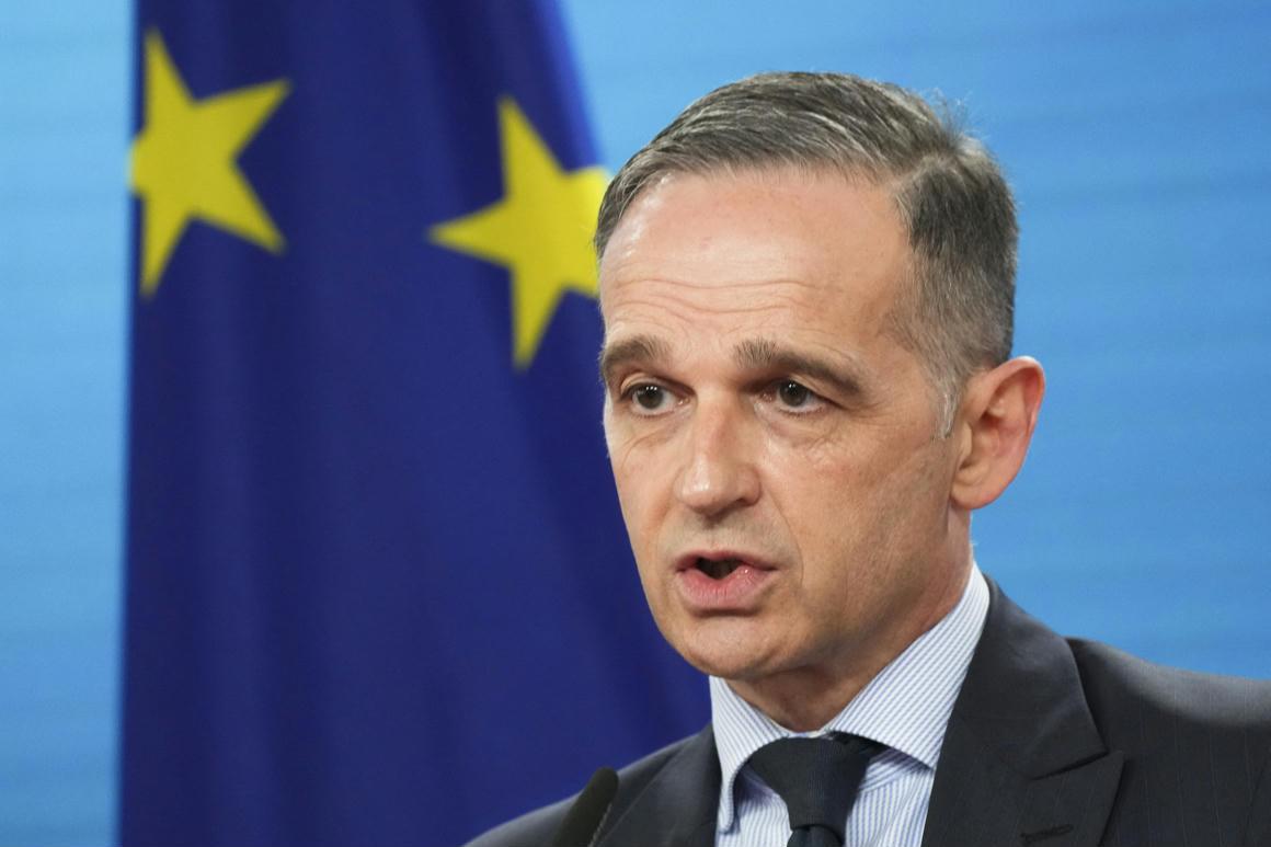 A német külügyminiszter nem érti, Magyarország miért nem támogatta az EU-s felhívást, hogy fegyverszünet legyen Gázában – 444