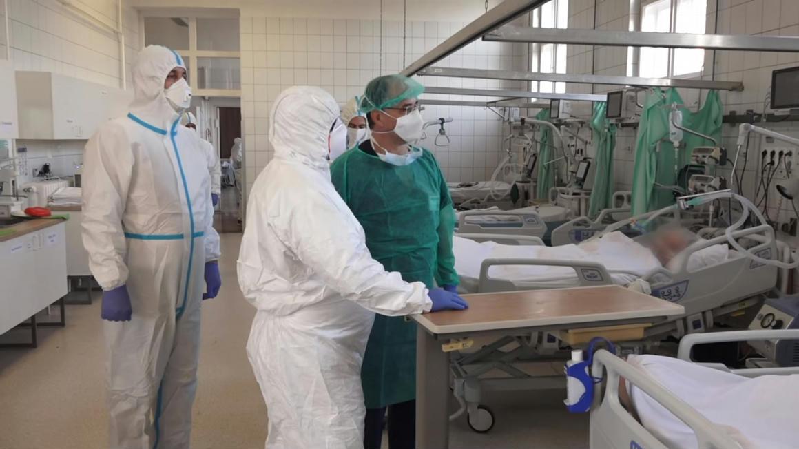 Ágyszámok: 16-24 ezerrel kevesebb beteget ápoltak a február utáni két hónapban