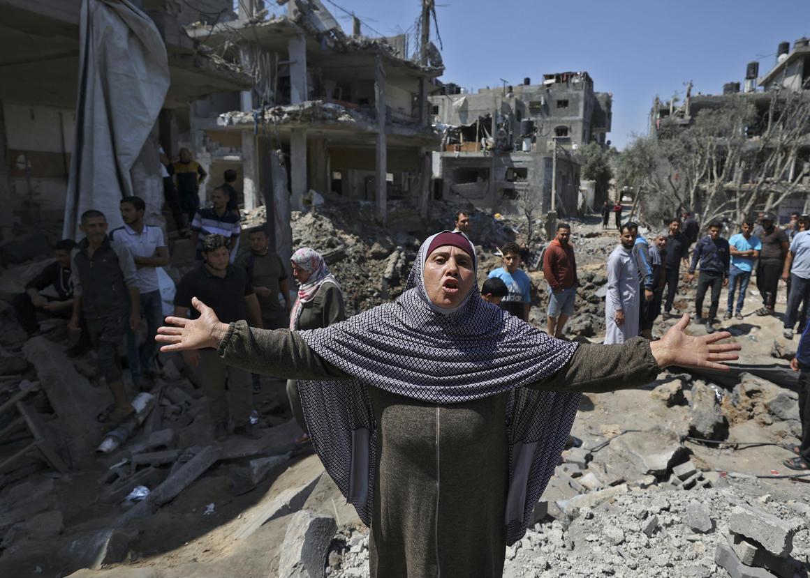 Papíron jól mutat, de a gyakorlatban lehetetlennek tűnik az izraeli-palesztin konfliktus kétállamos rendezése – Qubit