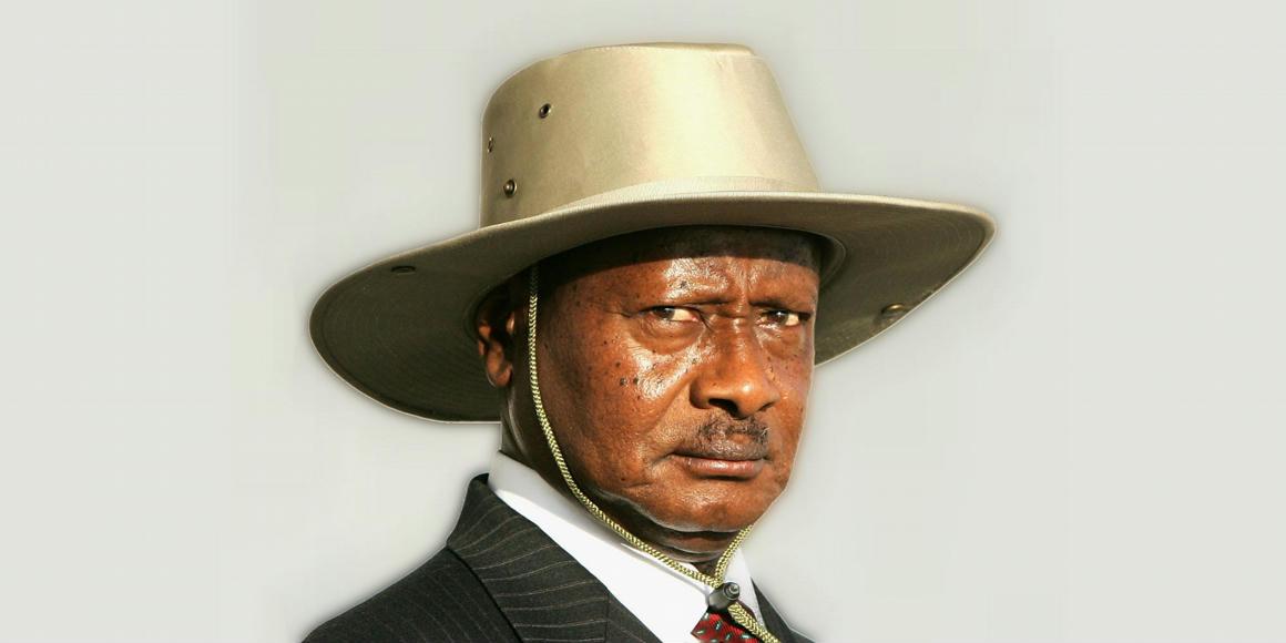 meleg uganda