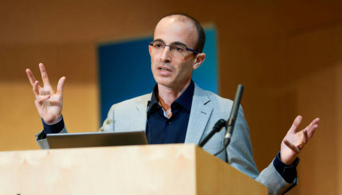 Harari szerint az emberiség együttműködése kell a vírus megállításához