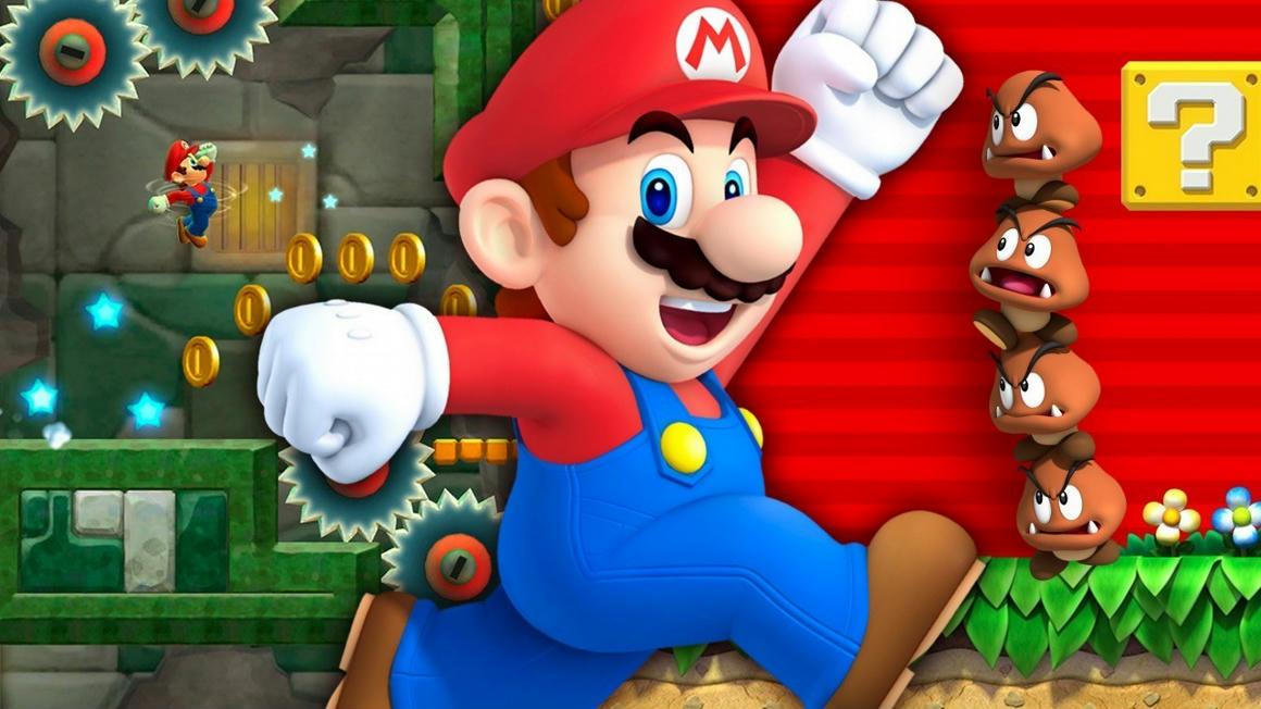 Mario meleg szex