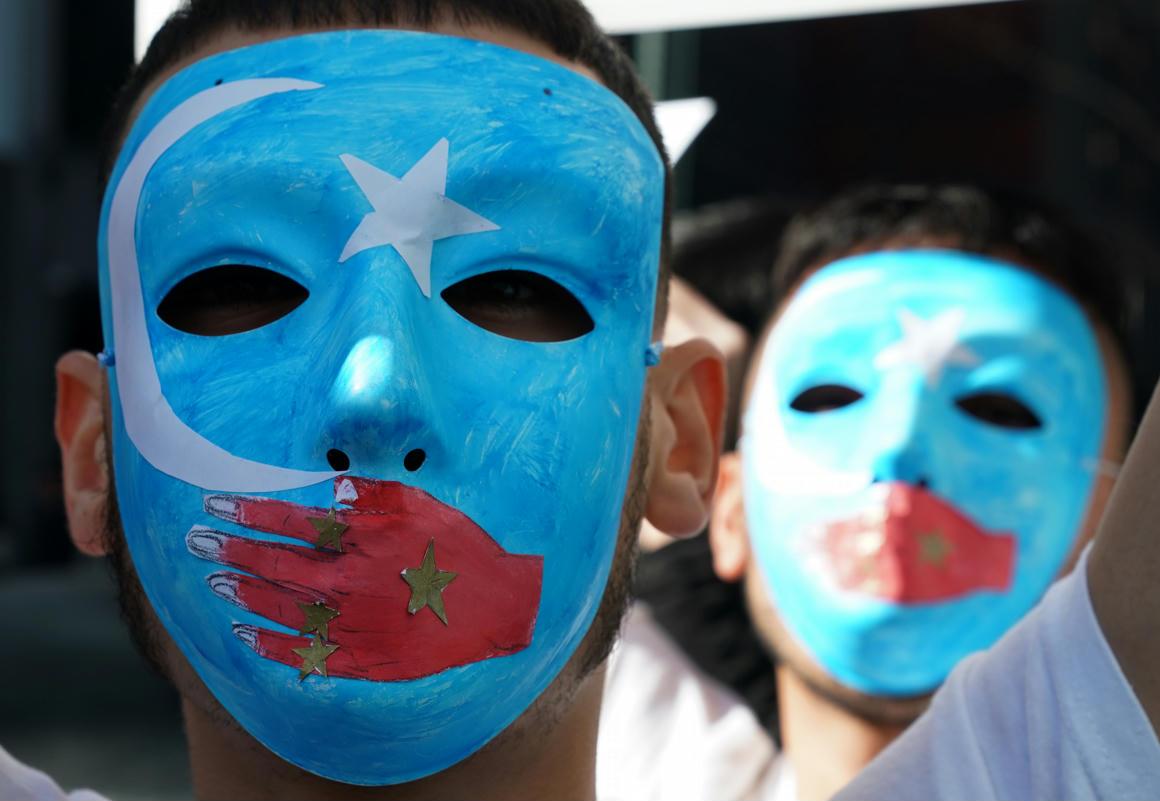 A hágai Nemzetközi Büntetőbíróság nem foglalkozik a kínai koncentrációs táborokkal