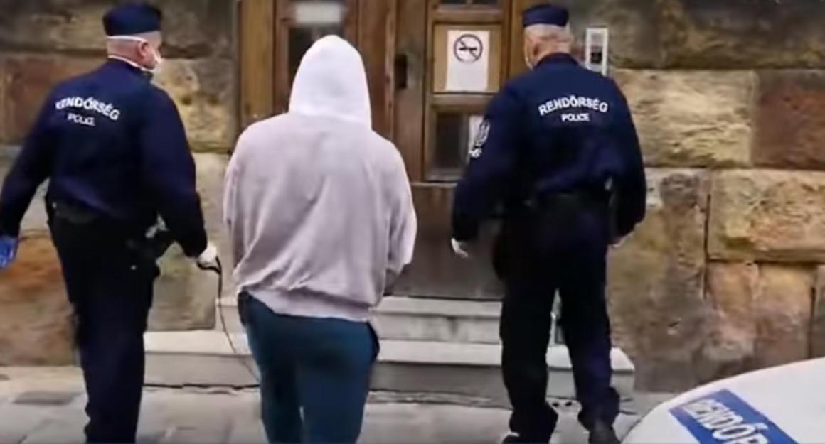 Hat prostituáltat támadott meg Budapesten egy külföldi férfi, akit elfogtak a rendőrök