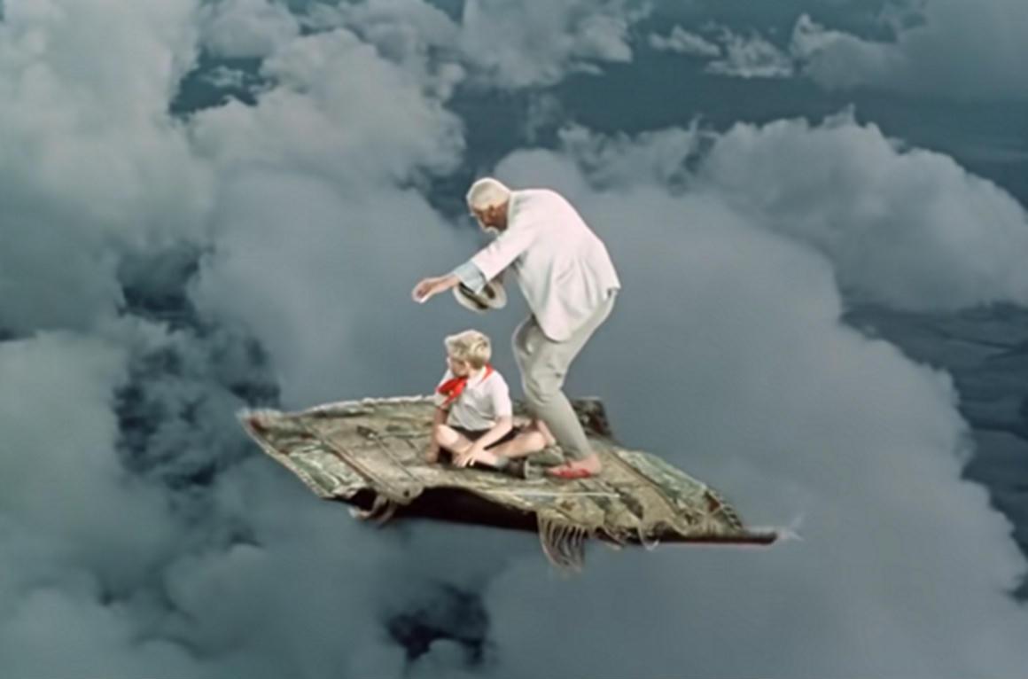 Fergeteges szovjet siker: egy 4000 éves dzsinn ideológiai képzésének krónikája – Qubit