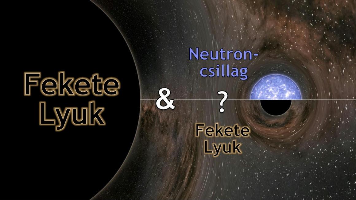 Rejtélyes objektumot találtak a gravitációs hullámok segítségével