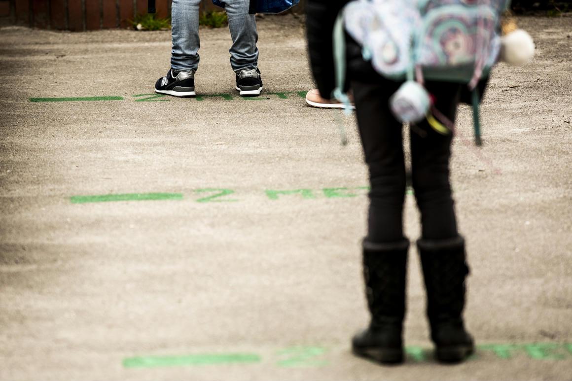 Nem teljes őrültség újranyitni az iskolákat