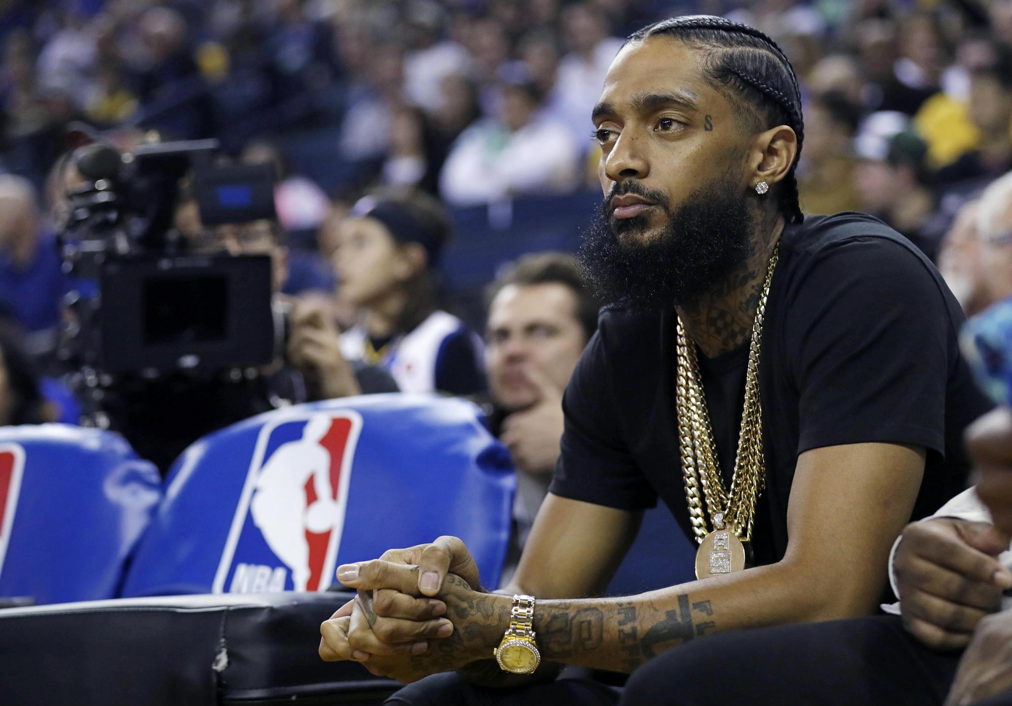 89c3646ee2 Lövöldözés áldozata lett a Grammyre jelölt rapper, Nipsey Hussle - 444
