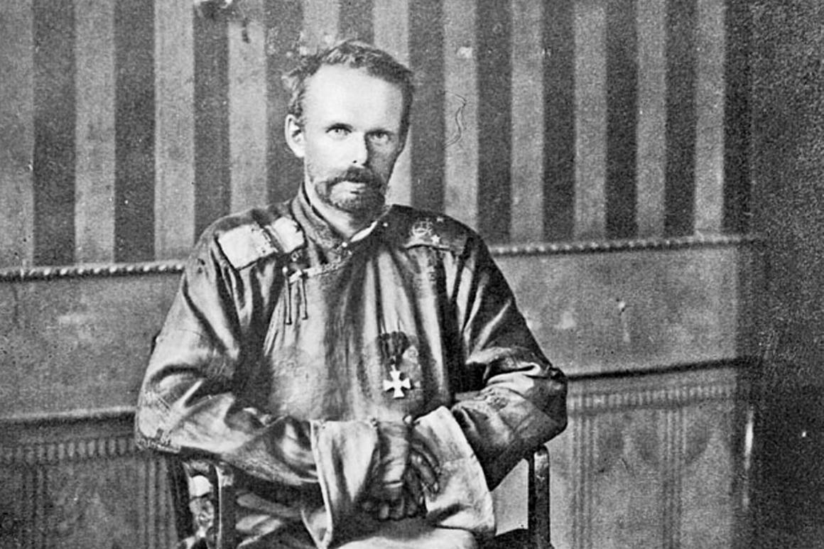 Az észt kormány szobrot emeltet az egyik legőrültebb orosz katonatisztnek, Ungern-Sternberg bárónak