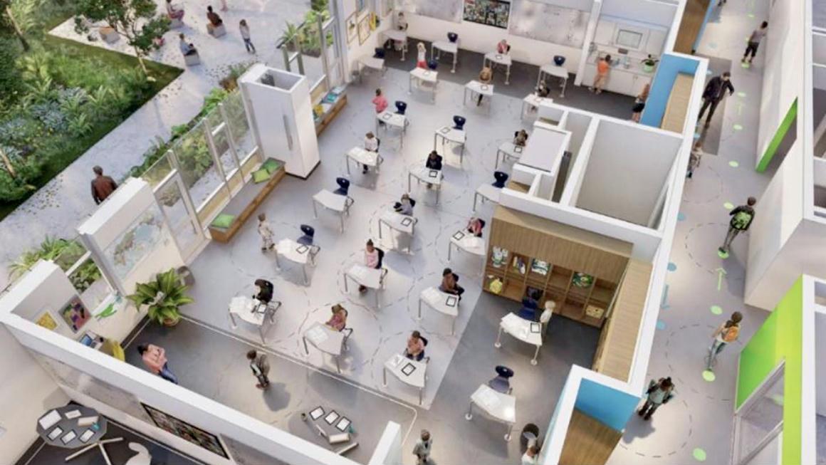 A koronavírus-járvány alapjaiban változtatja meg az építészetet, a lakások, az irodák és a városok szerkezetét – Qubit