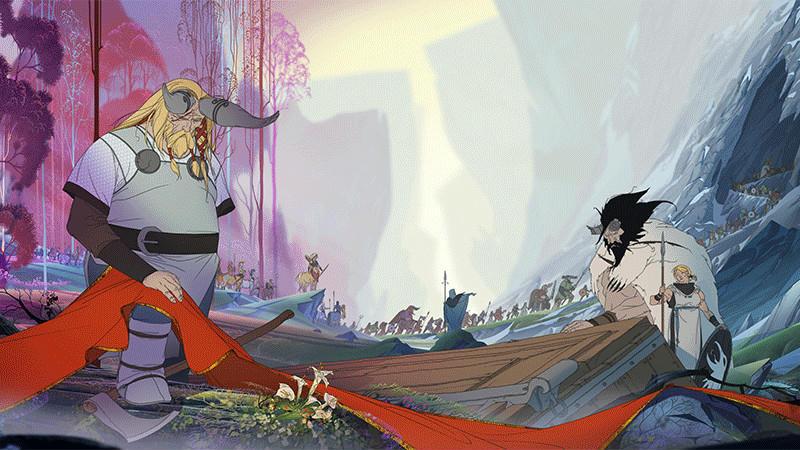 c15c026b29 The Banner Saga 1-2. rész – Az istenek halottak