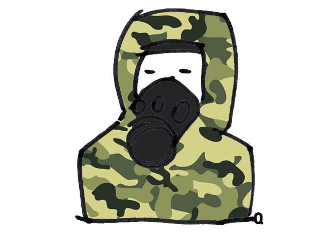 Tűnj ki a szürke tömegből, öltözz maszkos embernek!