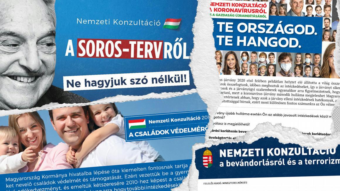 A magyar történelem kilenc legjobb nemzeti konzultációja