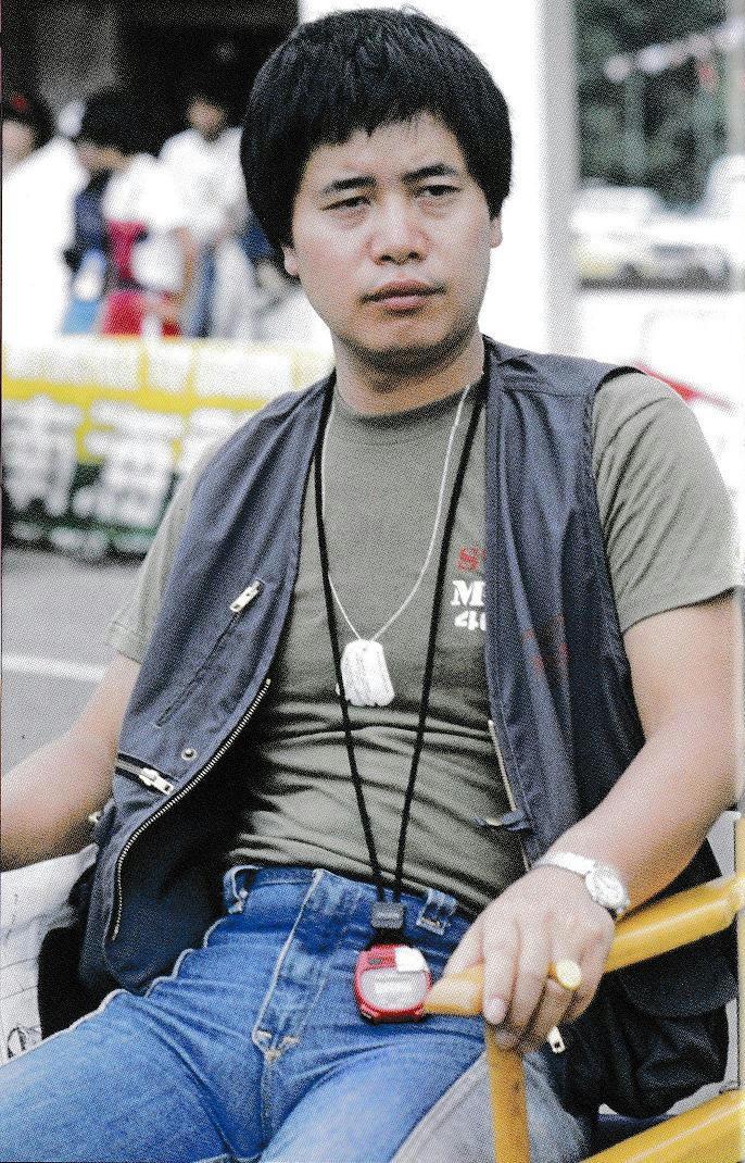 Kadokava Haruki valamikor a 70-es években