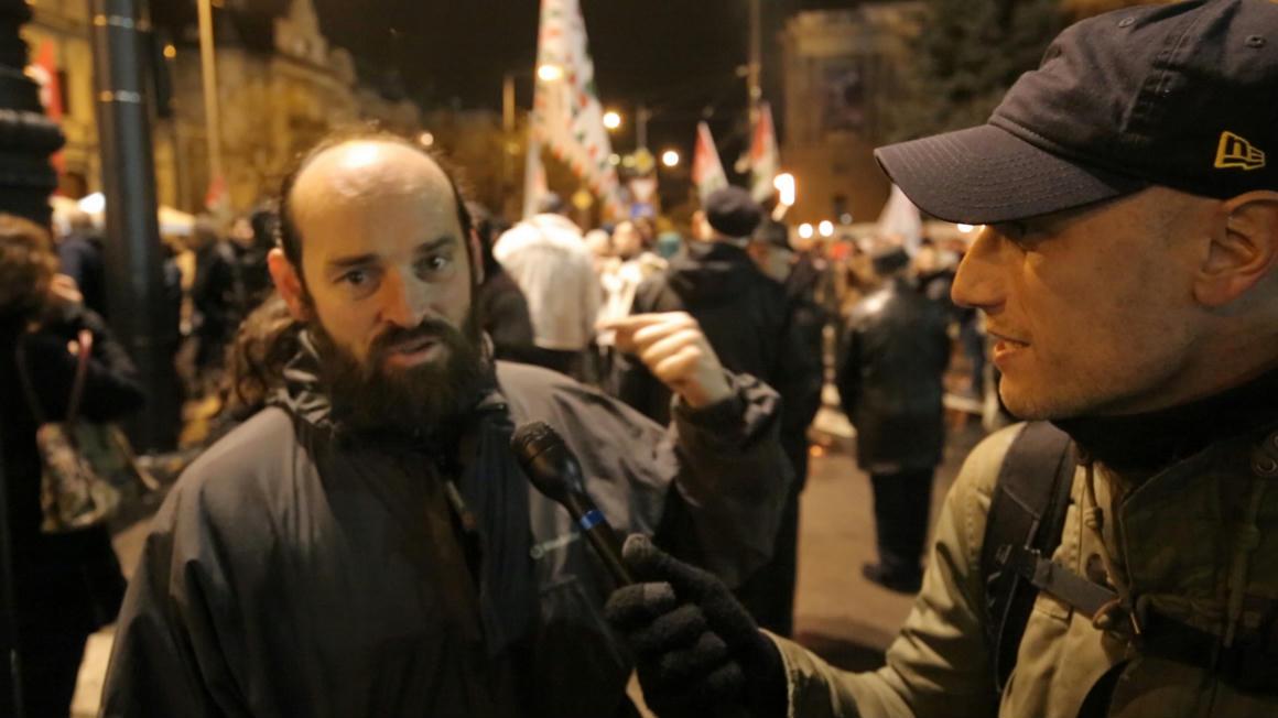 """""""Én vagyok az, akinek ez a tömeg kiabálta, hogy mocskos zsidó"""""""