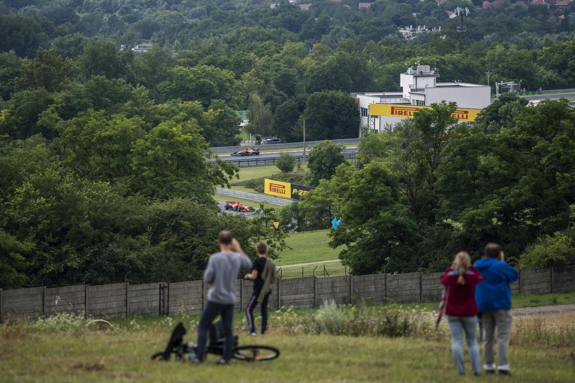 Lewis Hamilton nyerte az idei Forma-1 Magyar Nagydíjat - 444