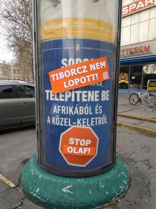 """""""Tiborcz nem lopott!"""""""