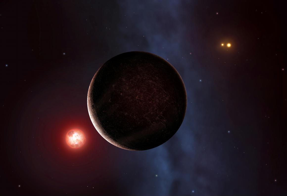 Rádiójeleket fogtak a Proxima Centauri rendszerből